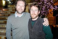 Adam Cohen, Dustin Yellin