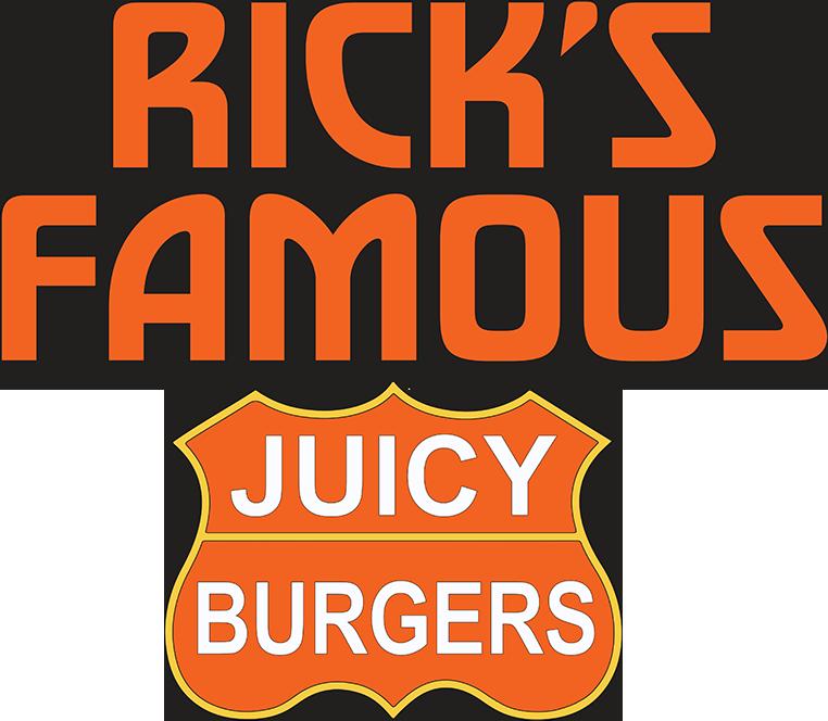 Rick's Famous Juicy Burgers