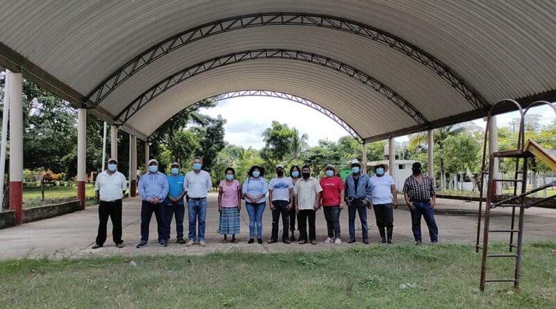 La comunidad de Chacalapan tuvo cuatro años de progreso en el gobierno de Quinto Zamorano