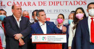 «¿Cuál es la prisa? Al PRI nadie lo presiona»; responde Alito Moreno por reforma eléctrica