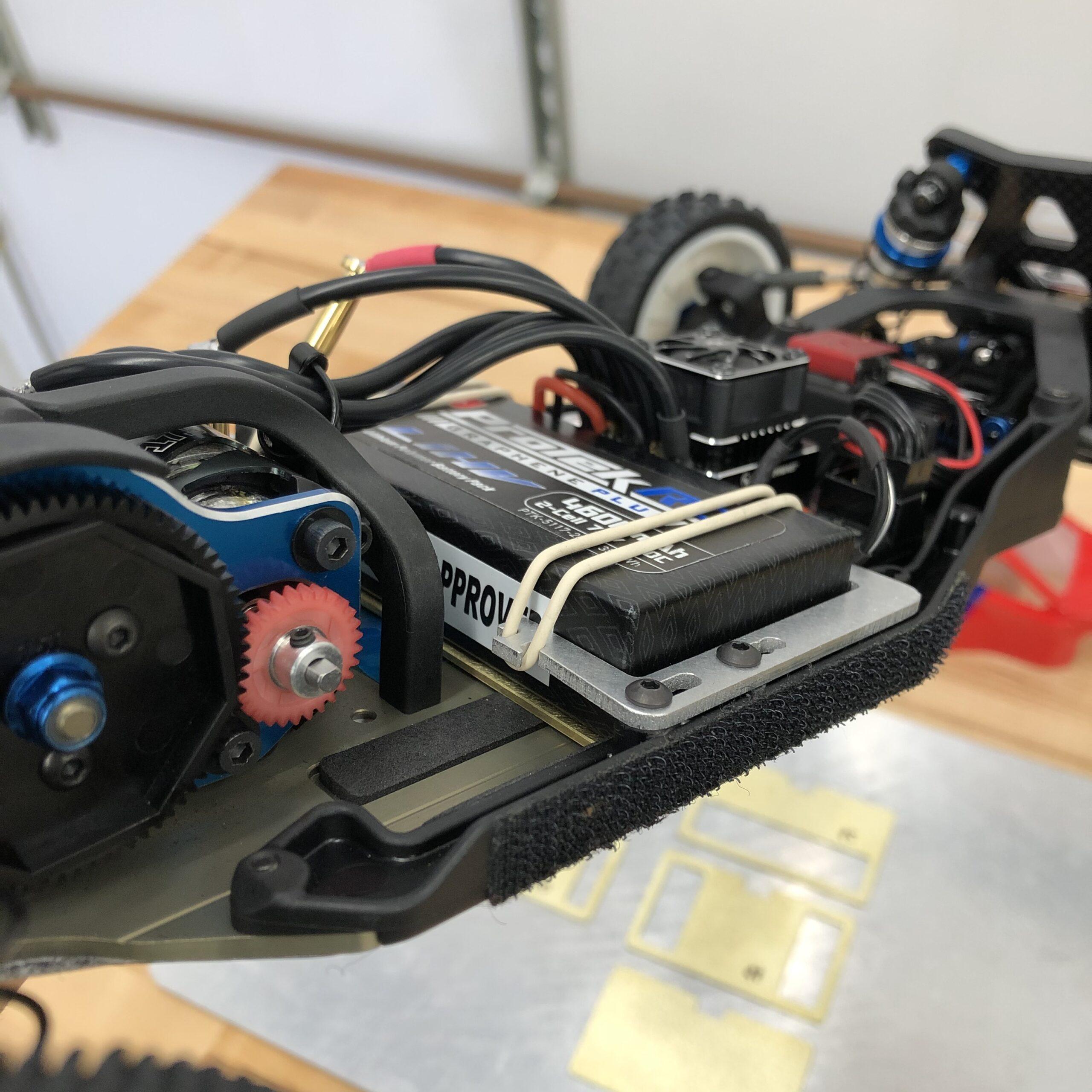 Making stuff pt.2 – Battery mounts
