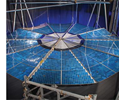 Reticulating Solar Arrays
