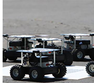Swarming Robotics