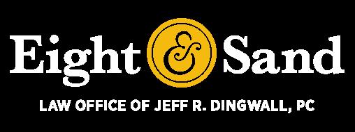 Eight & Sand Logo