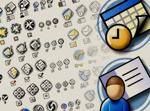 Palm: Icon Design