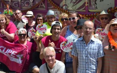 CUPE Ontario – Pride 2018