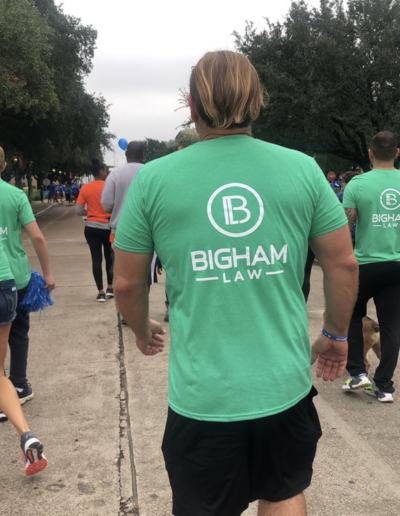 ALS WALK - BIGHAM LAW FIRM - 5