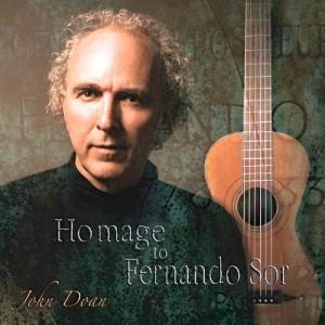 John Doan Homage To Sor CD pic