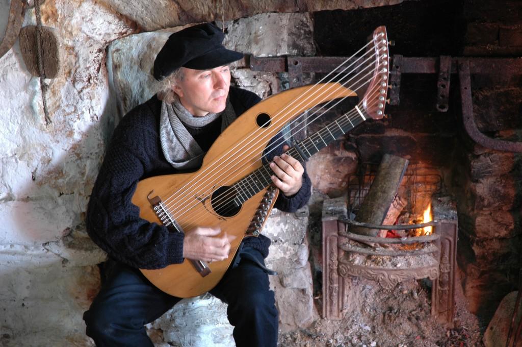 John Doan Celtic Pilgrimage Cottage