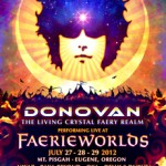 John Doan and Donovan poster from faerieworlds