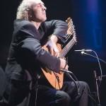 John Doan in concert with harp guitar at Primal Twang