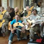 john doan harp guitar retreat 2009 group