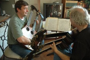 John Doan Harp Guitar Retreat Harpolyre Lessons