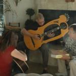 john doan harp guitar retreat student solo 2