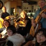 john doan harp guitar retreat students 2010