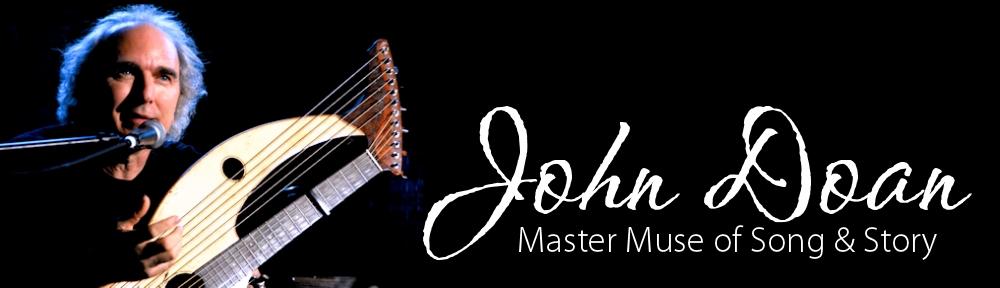 John Doan – Master of Harp Guitar, Composer, Storyteller