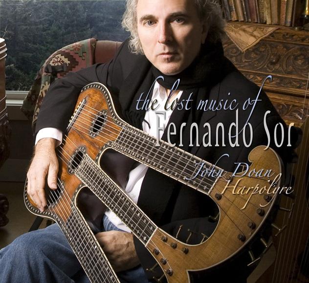 John Doan The Lost Music of Fernando Sor Harpolyre