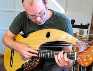 5. John Doan Harp Guitar Retreat Will Brown Solo