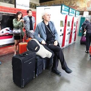 1.John Doan with Luggage