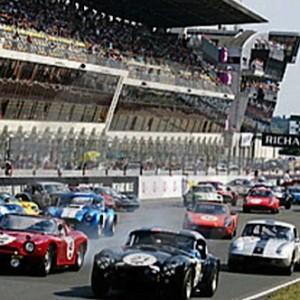 1.Le Mans Car Race
