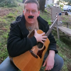 Harp Guitar Retreat 2013 Campfire Adrian