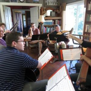 Harp Guitar Retreat Class4 2013