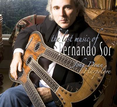 Lost Music of Fernando Sor CD Cover