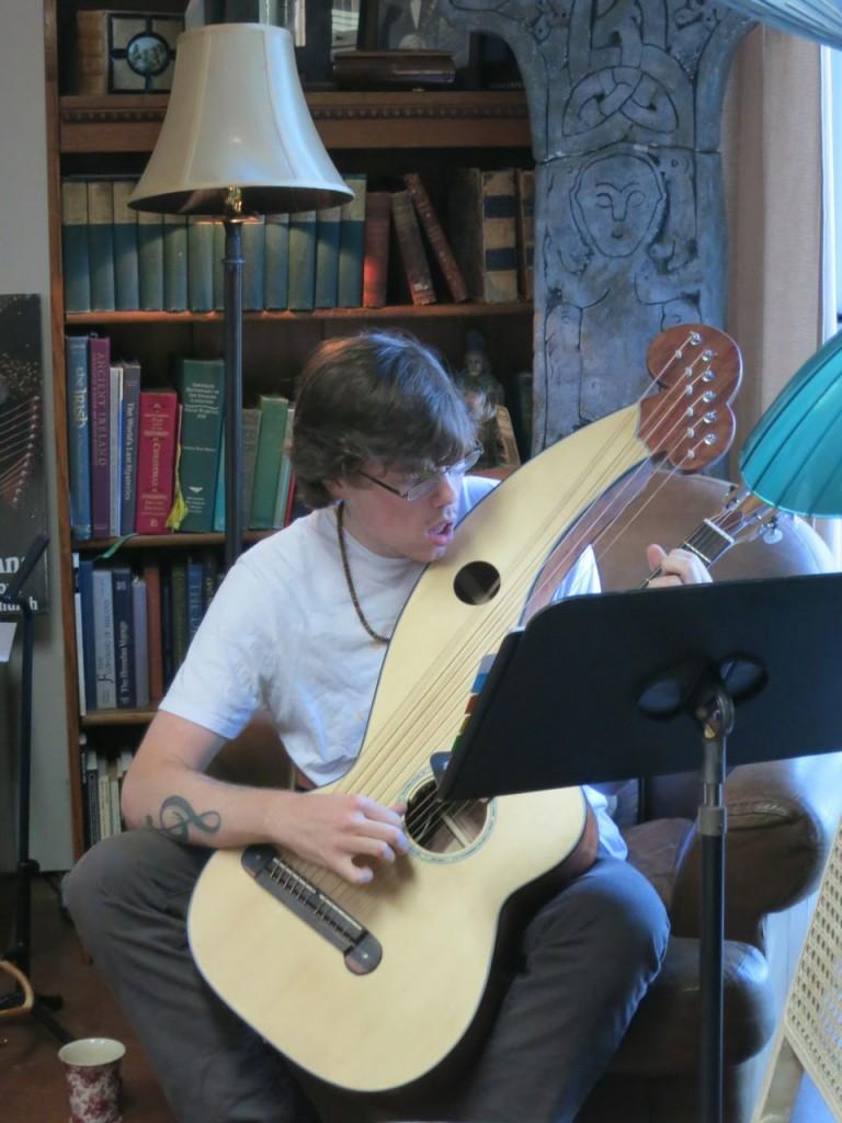 5. Harp Guitar Retreat 2014 Adrian Bellue