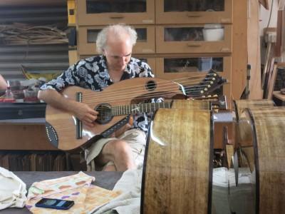 17. John Doan Plays Yong Harp Guitar