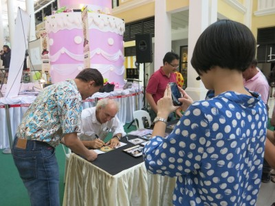 21. Penang, Malaysia Concert John Doan