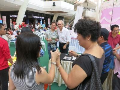22. Penang, Malaysia Concert John Doan