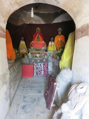 27.5 Buddist Shire in Pagoda
