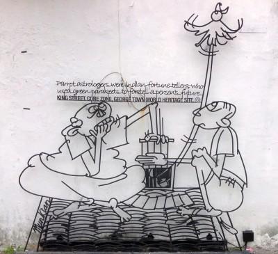 4. Graffiti Penang, Malaysia John Doan