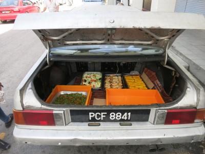 8. Penang, Malaysia tail gate food John Doan