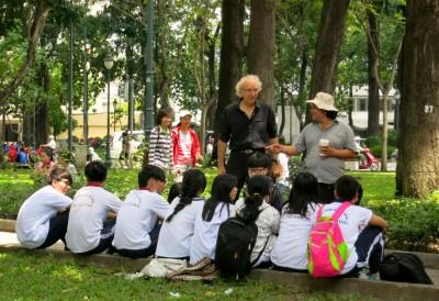 13. Kids in the Park