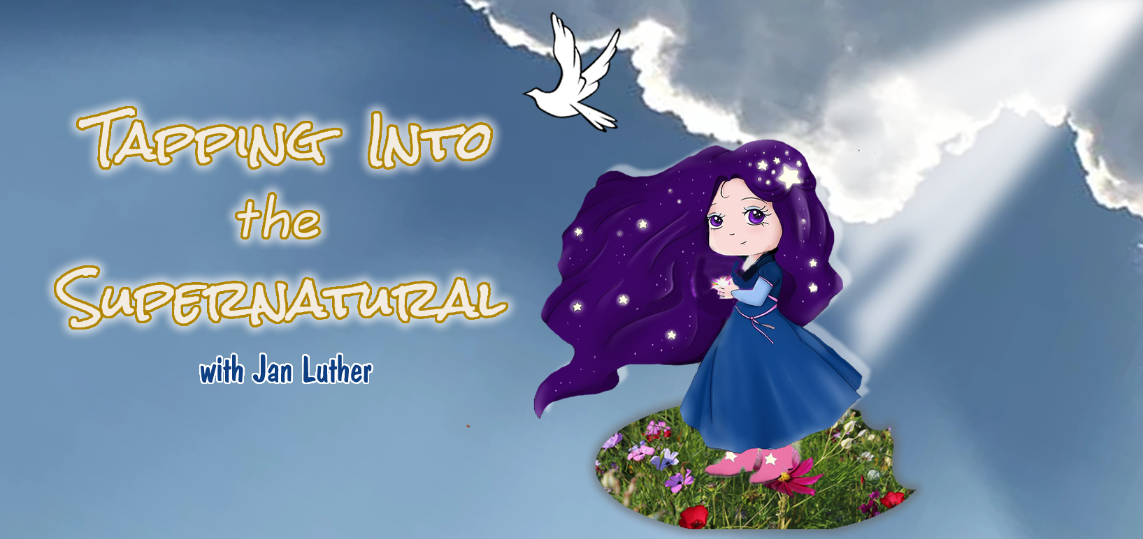 Tapping Into the Supernatural with Jan Luther