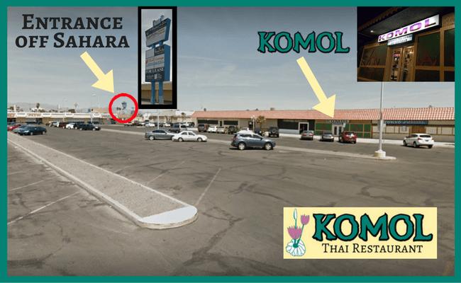 Finding Komol - From parking lot 650x400