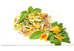komol-thai-restaurant-herbal-salad