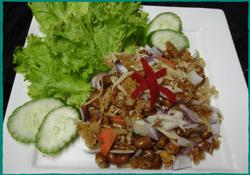 Komol Thai Restaurant - Nam-Sod Salad