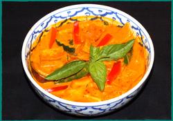 Komol Thai Restaurant - Vegetarian Kang-Ped