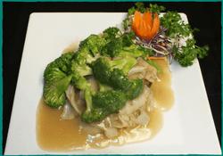 Komol Thai Restaurant - Vegetarian Lad-Na