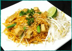 Komol Thai Restaurant - Vegetarian Pad-Thai