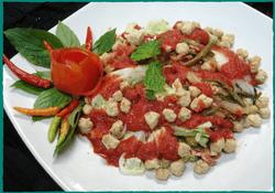 Komol Thai Restaurant - Vegetarian Sukiyaki-Thai Style