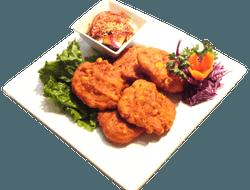 Komol Thai Restaurant - Vegetarian Tod-Mun