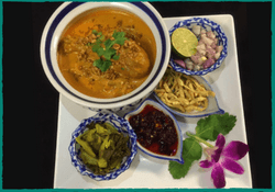 Komol Thai Restaurant - Kao-Soi