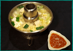 Komol Thai Restaurant - Sukiyaki