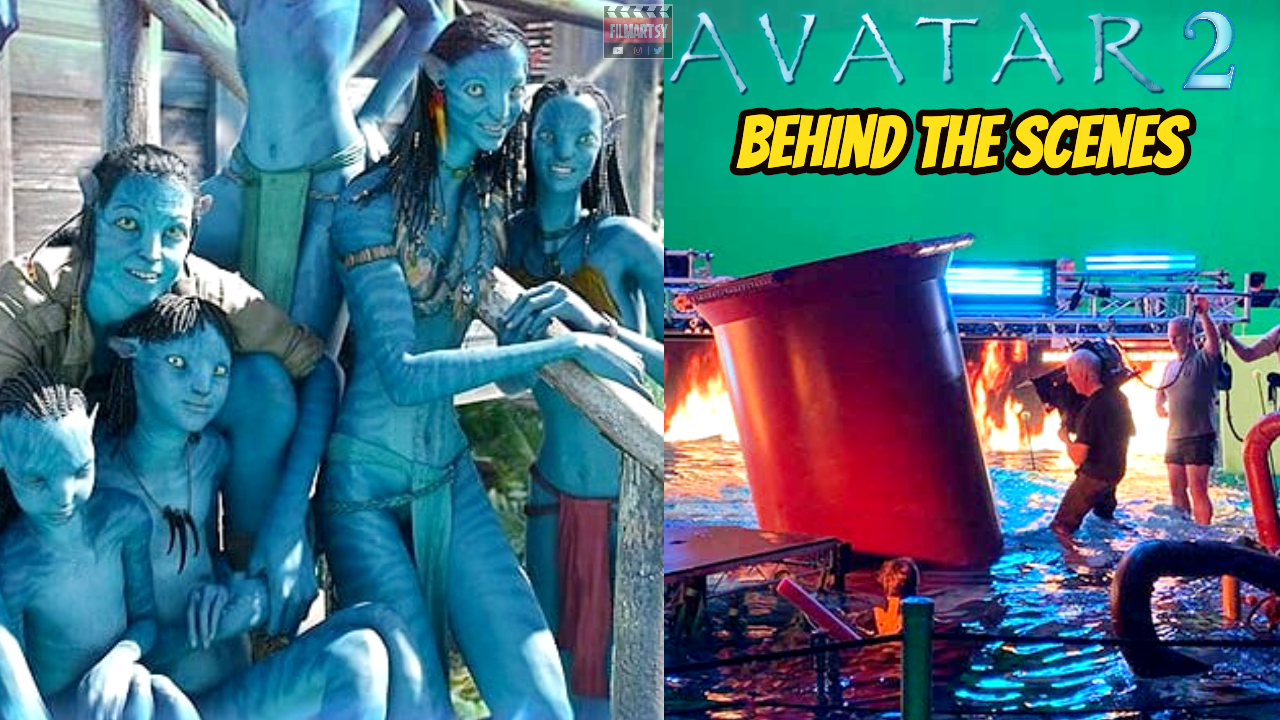 avatar 2 behind the scenes