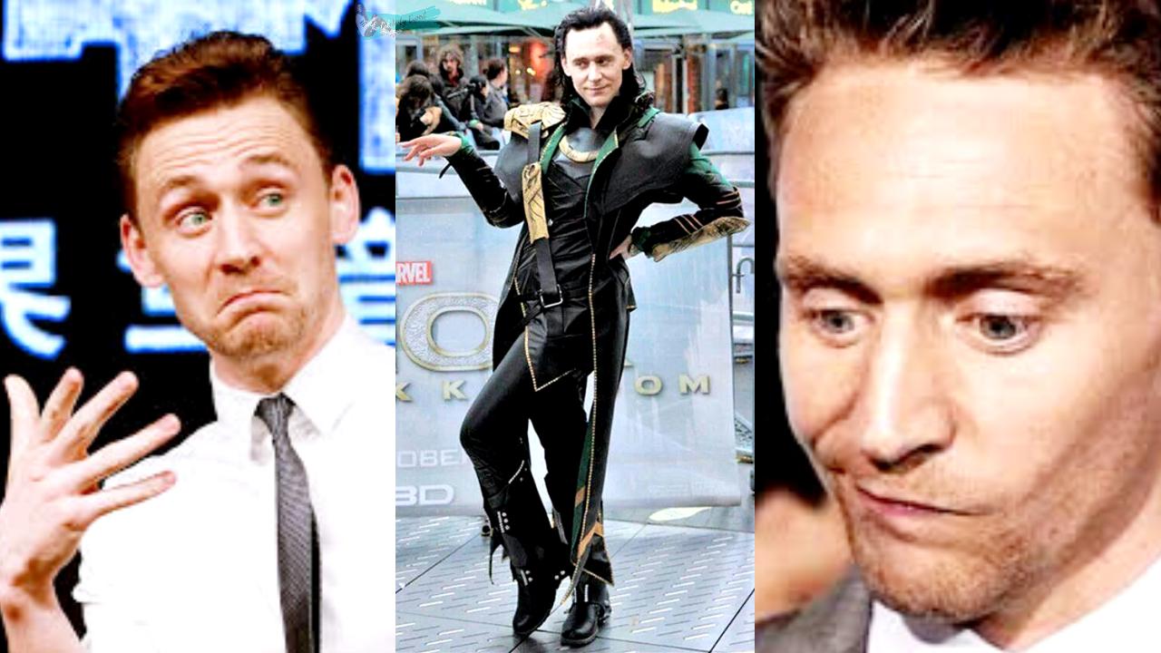 Tom Hiddleston Funny Moments