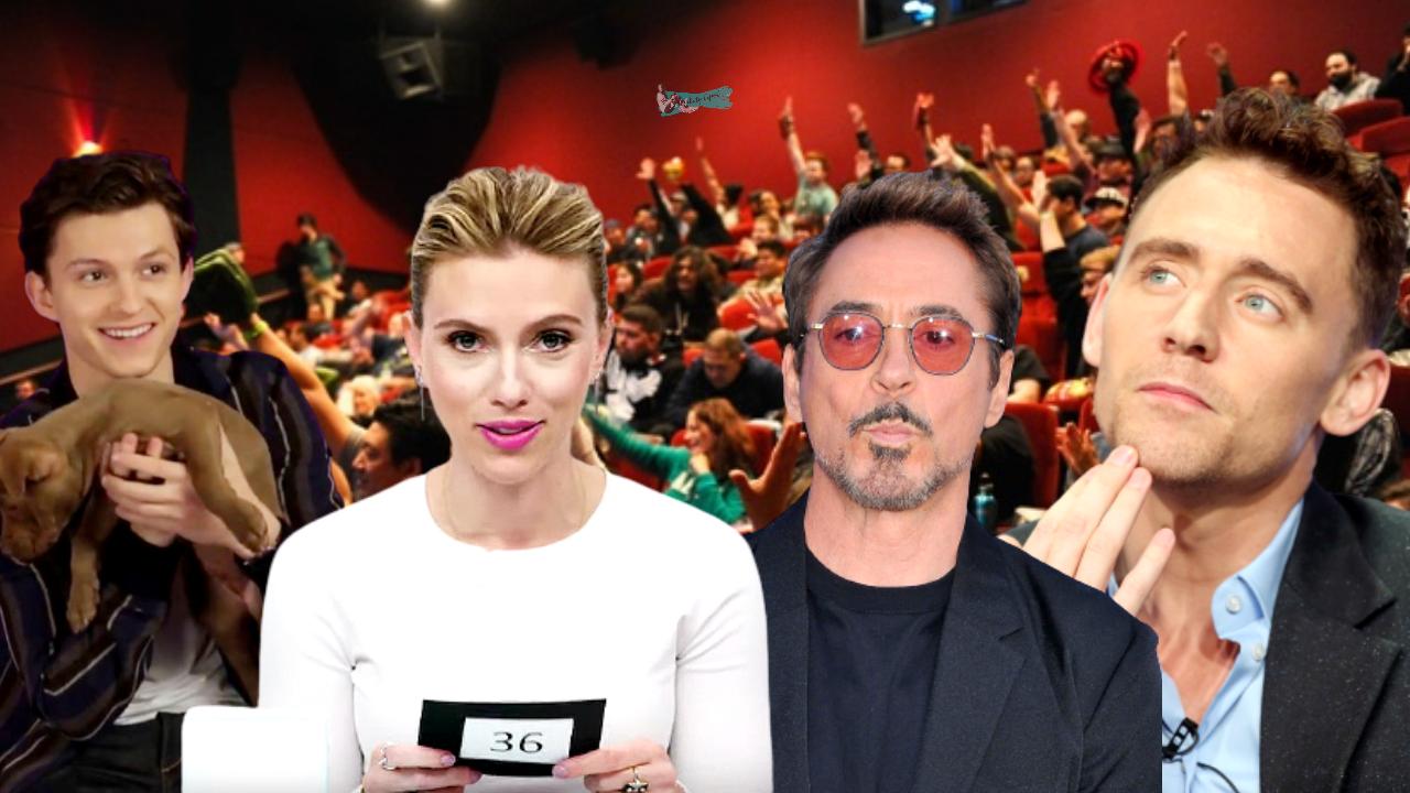 avengers cast answer fan questions