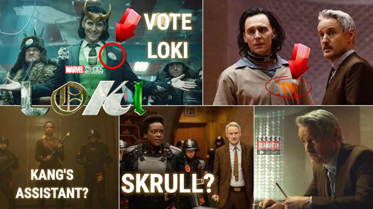 Loki official series breakdown
